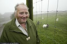 Probe: Peter Boddy, pictured, who runs the slaughterhouse at the centre of the raids, last night denied any wrongdoing