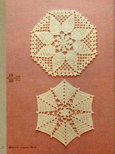 Tita Carré - Agulha e Tricot : Squares em crochet