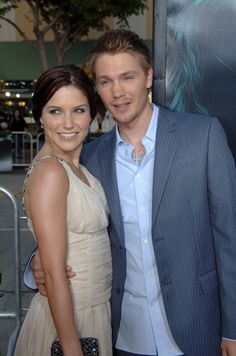 Pin for Later: You Won't Believe These Celebrity Couples Were Once Married  One Tree Hill fanatics may know Sophia Bush and Chad Michael Murray exchanged vows in April 2005 but sadly split after only five months of marriage.
