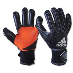 adidas Ace Zones Pro Iker Casillas Glove (Black/Grey/Red)