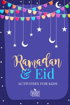 Ramadan and Eid Activities for Kids