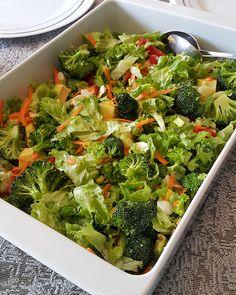 UFUK MUTFAKTA: Salatalar – sağlıklı yemekler – Las recetas más prácticas y fáciles Lentil Salad Recipes, Easy Salad Recipes, Easy Salads, Healthy Recipes, Salad Menu, Salad Dishes, Crab Stuffed Avocado, Cottage Cheese Salad, Seafood Salad