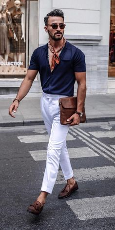 Preppy mens fashion - Loafers men outfit - Mens fashion dressy - Mens fashion classy - Mens fas - Men's fashion, style shapes and clothing tips Fashion Guys, Mens Fashion Casual Shoes, Preppy Mens Fashion, Mens Fashion Blog, Mens Fashion Suits, Mode Chic, Mode Style, Men Sunglasses Fashion, Style Costume Homme
