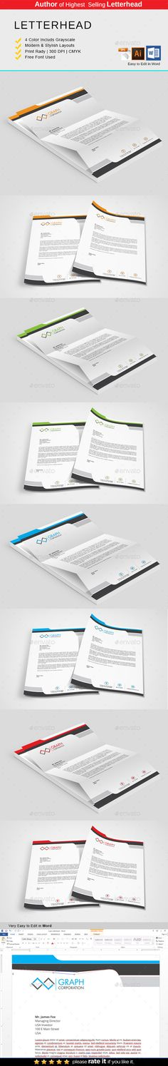 114 best letter head images in 2018 card templates printable