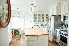 from the nato's: kitchen renovation before and after, includes tips for self contracting