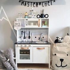 mommo design: LEATHER LOVE Offers in the best selling hotels book now, cancel at no cost Luxury Hotels · Price Guarantee · Opinions· Free Hotel Nights · Last Minute Deals Types: Ikea Kids Kitchen, Toy Kitchen, Ikea Duktig, Kids Decor, Kids Furniture, Kids Bedroom, Bedroom Ideas, Master Bedroom, Playroom