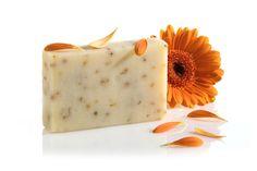 The soap/ Sapun Vilin cvet Calendula Oil, Elf, Goodies, Barn, Bread, Vegan, Fruit, Natural Soaps, Country
