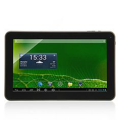 A101 Dual Core - Android 4.2.2 Tablet with 10.1 Inch Capacitive Touchscreen (8GB/1G RAM/1.5GHz/3G/Dual Camera/HDMI Out 2160P) – EUR € 112.19