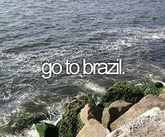 Before I die, I must...