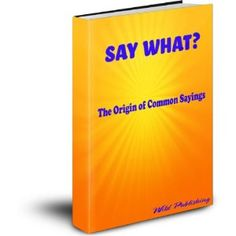 Say What? (Kindle Edition)  http://www.amazon.com/dp/B007RS8NMK/?tag=pint-test-21  B007RS8NMK
