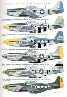 01 North American P-51D Mustang