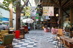 頹廢優雅的仙境商店 - Le Comptoir Général on KAIAK.TW | 城市美學的新態度