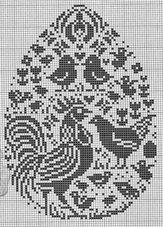 29 new Ideas crochet projects easter link Chicken Cross Stitch, Cross Stitch Bird, Beaded Cross Stitch, Simple Cross Stitch, Cross Stitch Charts, Cross Stitch Designs, Cross Stitching, Cross Stitch Embroidery, Embroidery Patterns