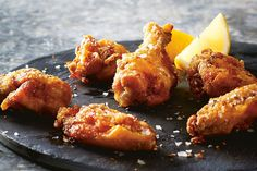 The Ultimate Crispy Chicken Wings