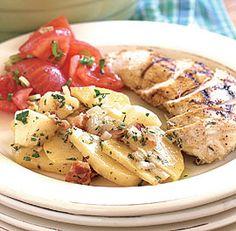 warm+potato+salad+with+bacon,+apples+&+rosemary