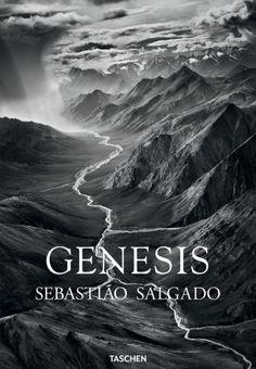 """Livro """"Sebastião Salgado - Genesis"""""""
