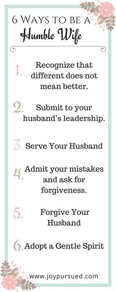 Keep your marriage safe from destructive pride by practicing humility with these six ways to be a humble wife. Click through to read. | Christian marriage | biblical wifehood | christian marriage advice | biblical marriage | humble wife | Joy Pursued | #christianmarriage #biblicalwifehood