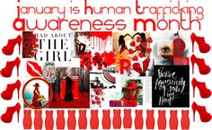 """""""January Is Human Trafficking Awareness Month"""" by desiringeden ❤ liked on Polyvore"""