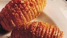Hasselback Potatoes Recipe : Ree Drummond : Food Network