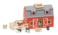 Fold & Go Barn Melissa & Doug http://www.amazon.com/dp/B0026RK9C4/ref=cm_sw_r_pi_dp_03v.wb00GCNBN