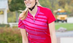 Finally! 12 Cycling Tops You'll Actually Want to Ride In