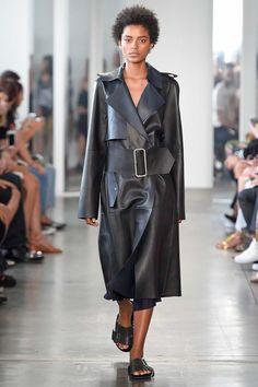 Dion Lee Spring 2017 Ready-to-Wear Fashion Show - Alécia Morais