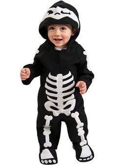Infant Size Skeleton Costume - Child Halloween Costumes at Escapade™ UK - Escapade Fancy Dress  sc 1 st  Pinterest & Skeleton Costume - Baby/Toddler Infant Boyu0027s Size: 2-4T ...