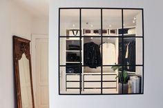MY ALL TIME FAVORITE ROOM Juhu! Vores walk-in-closet er endelig helt færdig! Vi begyndte at bygge det allerede i marts (se de første billeder HER), men når man har gang i…