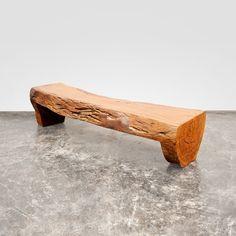 Mumbi bench by Hugo França