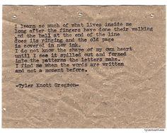 typewriter series #974
