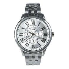https://www.i-sabuy.com/ ALBA นาฬิกาข้อมือผู้ชาย รุ่น ASPE11X1 (Silver/Black)