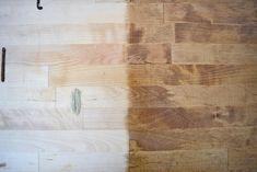 Hammarp Birch - Dark Tung Oil Coat 2