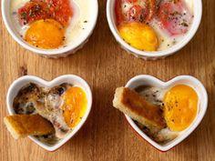 Ovos no cocotte | Receitas | Bem Simples