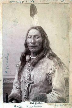 Long Feather - Sihasapa [Blackfoot Sioux] - 1880