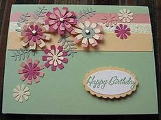 Homemade Birthday Cards | Cake n Card