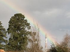 Self-catering accommodation, Dullstroom, Guest house, B&B B & B, Scenery, Rainbow, In This Moment, Spring, Nature, House, Outdoor, Rain Bow