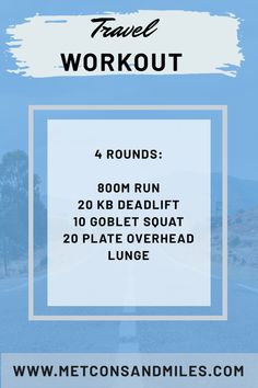 Weekly Recap - - Peak Week, Thanksgiving, & A Travel Workout - Metcons & Miles Hotel Workout, Hotel Gym, Wod Workout, Travel Workout, Crossfit Workout Program, Workout Routines, Crossfit Workouts At Home, Crossfit Box, Running Workouts