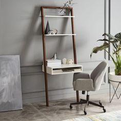 Ladder Shelf Storage Desk | west elm AU