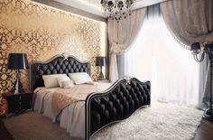 Sovrum – vi växlar upp ett steg från hotellstilen - Sköna hem