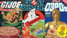 When I was growing up, one of my favorite things to do was watch cartoons  while eating a bowl of cereal. I used to sit right in front of the TV  spilling milk on the carpet floor as I ate it. During the 80s and early  90s, the cereal we had to eat was incredible! I was out buying cereal for  my kids the other day, and I felt bad for the generation of kids who will  never know what great cereal tastes like. Yeah, it may have been a bit more  unhealthy than it is now, but you know what? It…