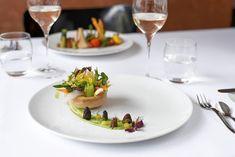Vegetarian Haute Cuisine at Mesa in Zurich, Switzerland