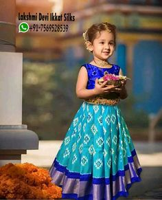 Baby fashion girl indian Ideas for 2019 Kids Party Wear Dresses, Kids Dress Wear, Kids Gown, Dresses Kids Girl, Kids Outfits, Baby Dresses, Kids Wear, Girls, Baby Lehenga