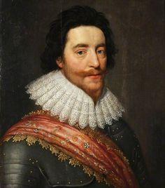 The Athenaeum - George Villiers (1592–1628), 1st Duke of Buckingham (Michiel Jansz. van Mierevelt - )
