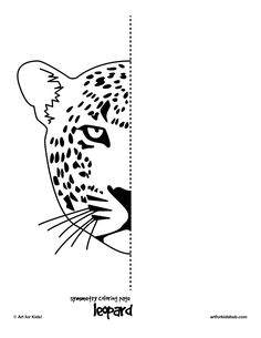 I made 6 free coloring pages to illustrate symmetry…cat symmetry that is! My kids loved the bug symmetry worksheets so much I had to make a few more. There's three ways to use these, first download and print each worksheet: Then you can fold them in half, and hold the dotted line up to a …