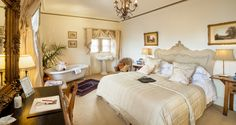 The Traddock, Austwick showcasing one of their bedrooms #HildenStyleAwards view their site here: http://www.thetraddock.co.uk/
