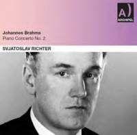 Archipel Desert Island Collection : Richter - Brahms Concerto No. 2