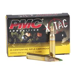 PMC X-TAC 62gr 5.56 Nato | Grey Smoke Tactical Firearms
