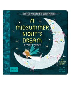 Midsummer's Night Dream Board Book