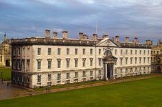 Fellows Building del King's College de cambridge - Buscar con Google