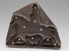 PENNSYLVANIA SHEET-IRON FIGURAL COOKIE CUTTER
